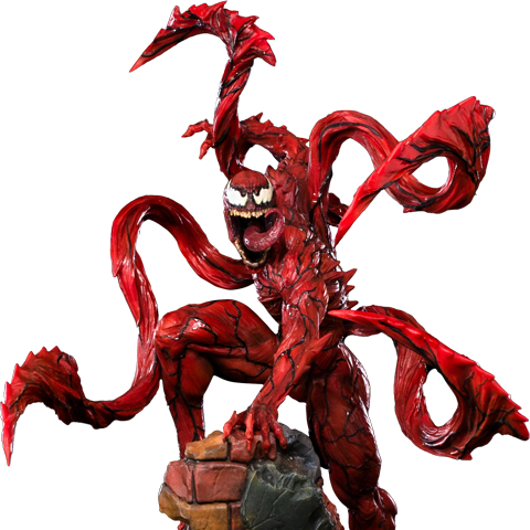 Pre-order Sideshow 1:10 Scale Statue by Iron Studios: Carnage ($210.00)