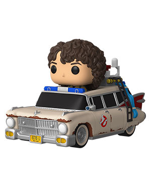 POP Ride Super Deluxe: Ghostbusters: Afterlife - Ecto-1 with Trevor