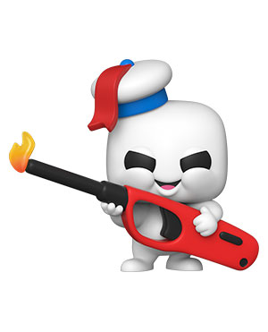 POP Movies: Ghostbusters: Afterlife - Mini Puft with Lighter