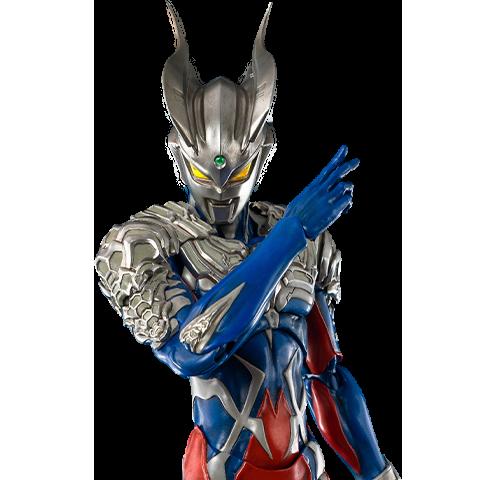 Pre-order Sideshow Collectible Figure by Threezero: Akinori Takaki Ultraman Zero ($179.00)