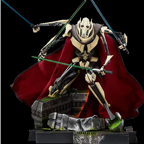 Pre-order Sideshow Premium Format Figure: General Grievous ($900.00)
