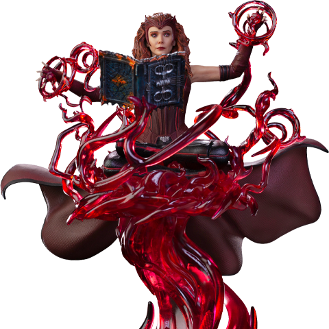 Pre-order Sideshow 1:10 Scale Statue by Iron Studios: Scarlet Witch (Deluxe Version) ($210.00)