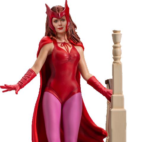 Pre-order Sideshow 1:10 Scale Statue by Iron Studios: Wanda (Halloween Version) ($150.00)